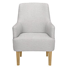 Buy John Lewis Croft Collection Perth Armchair, Farland Blue Grey Online at johnlewis.com