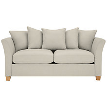 Buy John Lewis Options Large Sofa, Newlyn Putty Online at johnlewis.com