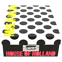 Buy House of Holland A4 Storage Box Online at johnlewis.com