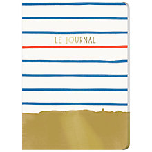 Buy A & C Black Le Journal Paris Notebook Online at johnlewis.com
