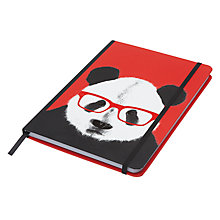 Buy Te Neues Soft Touch Nerdy Panda Journal Online at johnlewis.com