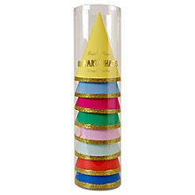 Buy Meri Meri Party Hats, Pack of 8 Online at johnlewis.com