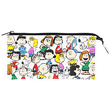 Buy Peanuts PU Pencil Case Online at johnlewis.com