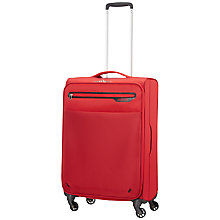 Buy American Tourister Lightway 68cm 4-Wheel Medium Suitcase Online at johnlewis.com