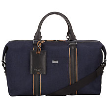 Buy Ted Baker Madnas Holdall, Blue Online at johnlewis.com