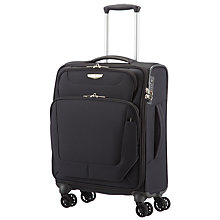 Buy Samsonite Spark 55cm 4-Wheel Cabin Suitcase Online at johnlewis.com