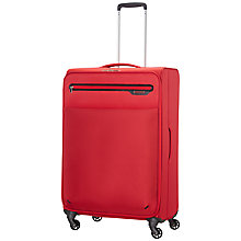 Buy American Tourister Lightway 4-Wheel 74cm Large Suitcase Online at johnlewis.com