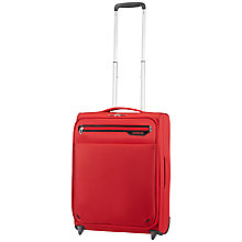 Buy American Tourister Lightway 2-Wheel 55cm Cabin Suitcase Online at johnlewis.com