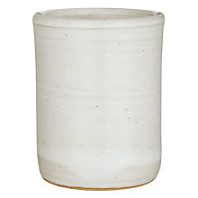 Buy John Lewis Croft Collection Craft Bathroom Tumbler Online at johnlewis.com