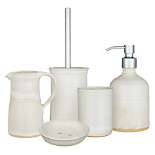 Buy John Lewis Croft Craft Collection Bathroom Accessories Online at johnlewis.com