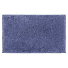 Buy John Lewis Supreme Reversible Bath Mat, Blueprint Online at johnlewis.com