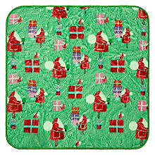 Buy John Lewis Santa Present Magic Face Cloth Online at johnlewis.com