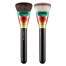 Buy MAC 125 Split Fibre Dense Face Brush Online at johnlewis.com