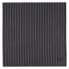 Buy Lexington Grey Pinstripe Napkin Online at johnlewis.com