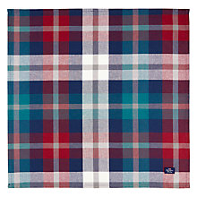 Buy Lexington Green Check Napkin Online at johnlewis.com