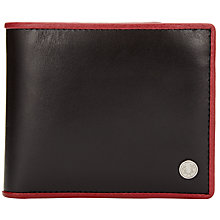 Buy Fred Perry Contrast Trim Billfold Wallet Online at johnlewis.com
