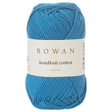 Buy Rowan Handknit Cotton DK Yarn, 50g Online at johnlewis.com