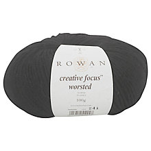 Buy Rowan Creative Focus Worsted Aran Yarn, 100g Online at johnlewis.com