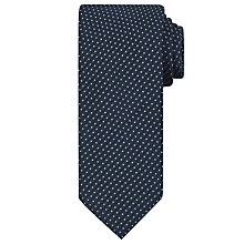 Buy John Lewis Made in Italy Oval Pattern Woven Silk Tie Online at johnlewis.com