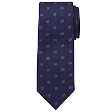 Buy Paul Costelloe Oxford Dot Silk Tie Online at johnlewis.com