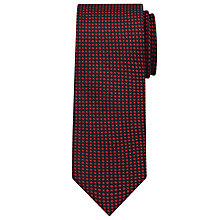 Buy Paul Costelloe Geometric Silk Tie Online at johnlewis.com