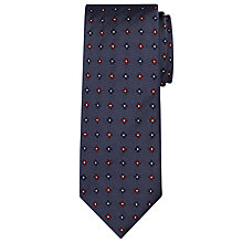 Buy John Lewis Made in Italy Mini Flower Silk Tie Online at johnlewis.com