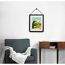 "Buy Umbra Corda Floating Photo Frame, 8 x 10"" Online at johnlewis.com"