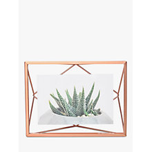"Buy Umbra Prisma Photo Frame, 4 x 6"" (10 x 15cm) Online at johnlewis.com"