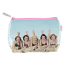 Buy Catseye Beach Women Small Cosmetic Bag Online at johnlewis.com