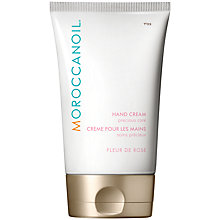 Buy Moroccanoil Rose Hand Cream Online at johnlewis.com