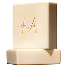 Buy Moroccanoil Rose Cleansing Bar, 110g Online at johnlewis.com