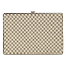 Buy Coast Maggie Mesh Clutch Bag, Ivory Online at johnlewis.com