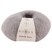 Buy Rowan Kidsilk Haze Fine Yarn Online at johnlewis.com