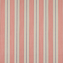 Buy Ian Mankin Deckchair Canvas Fabric, Vintage Stripe Online at johnlewis.com