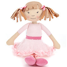 Buy John Lewis Sophie Rag Doll Online at johnlewis.com