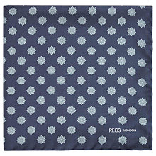 Buy Reiss McCullers Silk Pocket Square Online at johnlewis.com