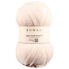 Buy Rowan Pure Wool Worsted Aran Yarn Online at johnlewis.com