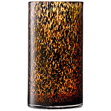 Buy LSA International Tortoise Shell Vase/Lantern Online at johnlewis.com