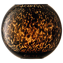 Buy LSA International Tortoise Shell Globe Vase Online at johnlewis.com