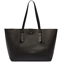 Buy Gerard Darel Hudson Handbag, Black Online at johnlewis.com