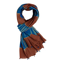Buy Gerard Darel Archipel Scarf, Camel Online at johnlewis.com