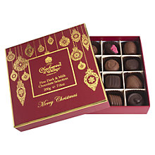 Buy Charbonnel et Walker Merry Christmas 16 Piece Chocolate Box Online at johnlewis.com
