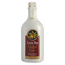 Buy Lyme Bay Mulled Cider Online at johnlewis.com