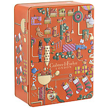 Buy Crabtree & Evelyn, Collectible Design Tin, 1.38kg Online at johnlewis.com