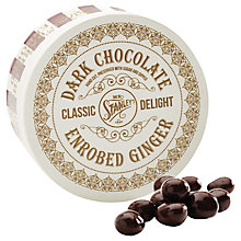Buy Mr Stanley's Chocolate Covered Ginger, 200g Online at johnlewis.com
