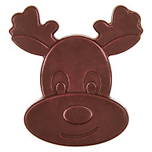 Buy Chococo Milk Chocolate Red Reindeer Online at johnlewis.com
