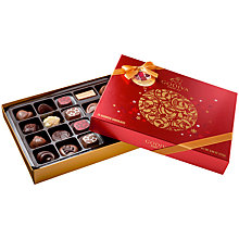Buy Godiva 20-Piece Christmas Chocolate Box Online at johnlewis.com