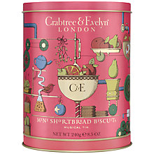 Buy Crabtree & Evelyn Musical Biscuit Tin Online at johnlewis.com