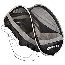 Buy Uppababy Cabana Sunshade, Black Online at johnlewis.com