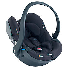 Buy BeSafe iZi Go X1 Baby Car Seat, Sober Sport with Black Trim Online at johnlewis.com